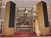 Installation of New Church Organ April 2016
