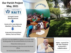 Parish Haiti Water Project